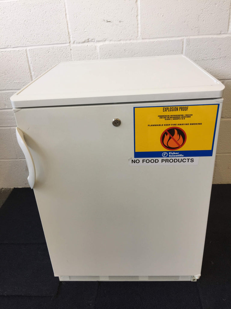 Fisher Scientific Explosion Proof Refrigerator Model 3557FS
