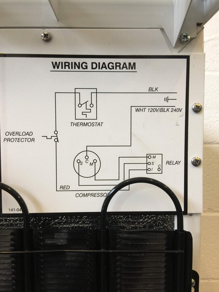Fisher Scientific Explosion Proof Refrigerator Wiring Diagram