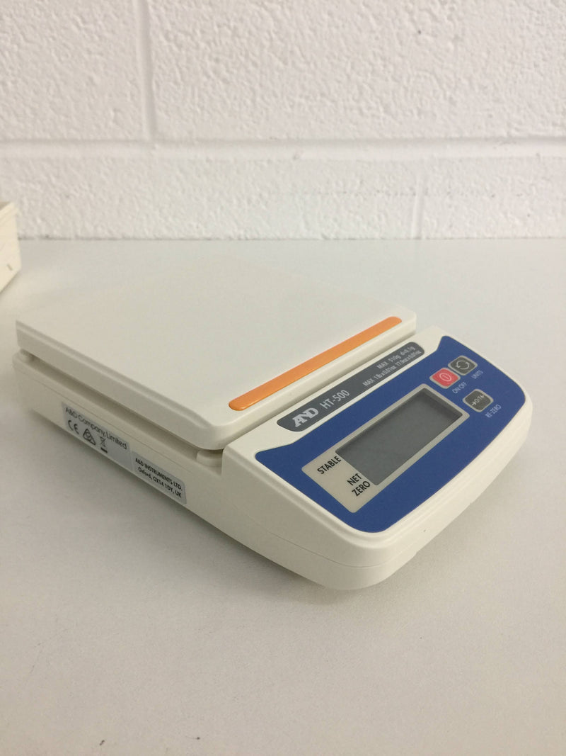 A&D HT-500 Compact Scale - Richmond Scientific