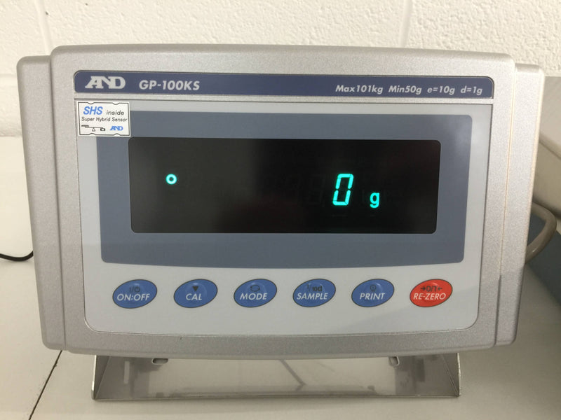 A&D GP-100KS High Capacity Precision Balance - Richmond Scientific