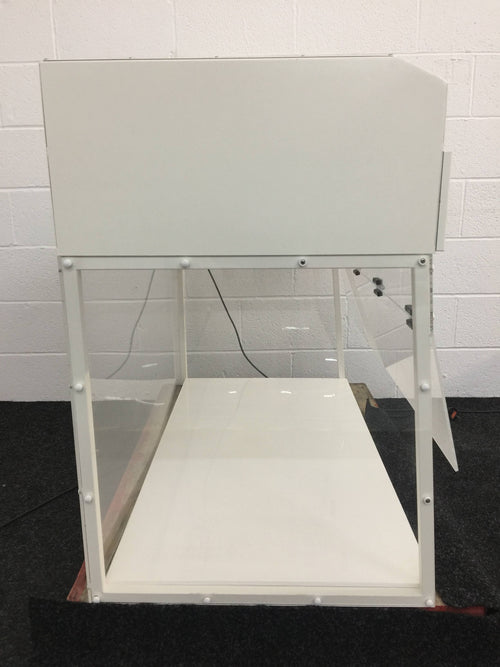 FumeCare F5-120-01 Benchtop Recirculating Fume Cupboard (S1974-1) - Richmond Scientific