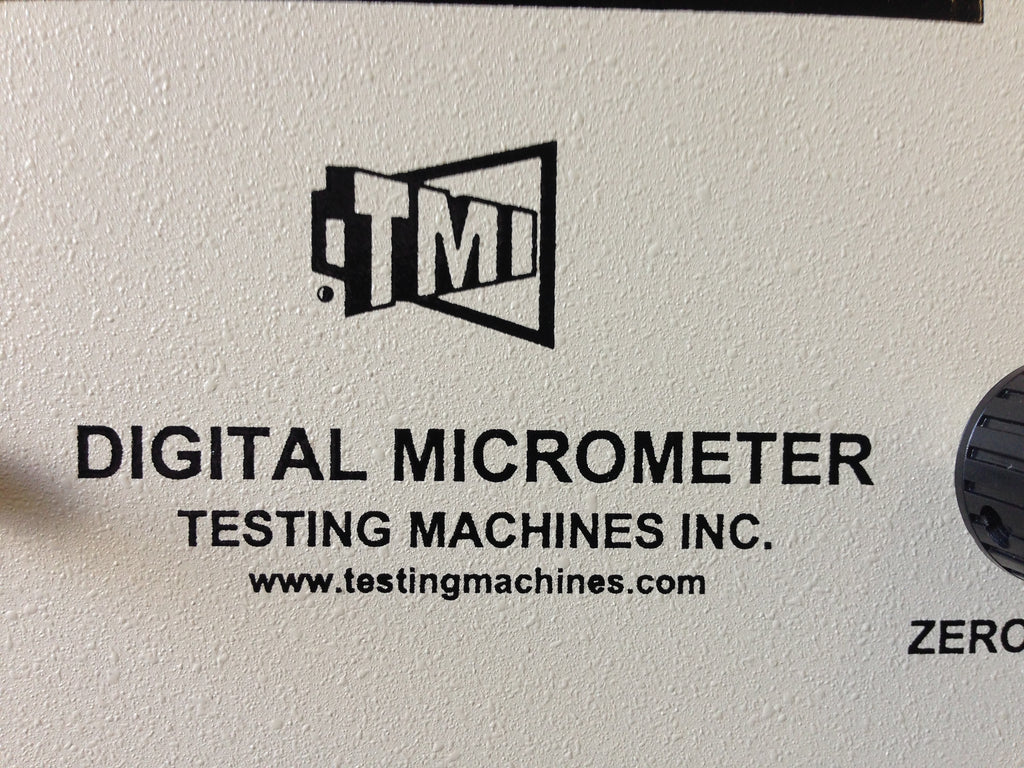 TMI - Digital Micrometer