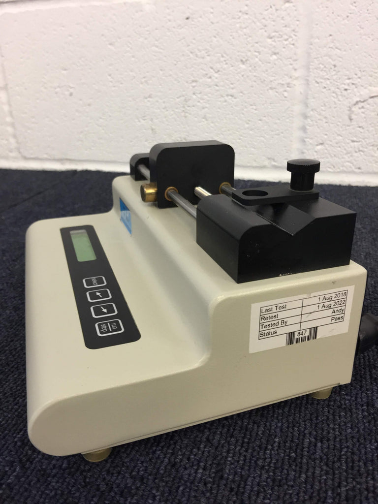 Cole Parmer Single-Syringe Infusion Pump
