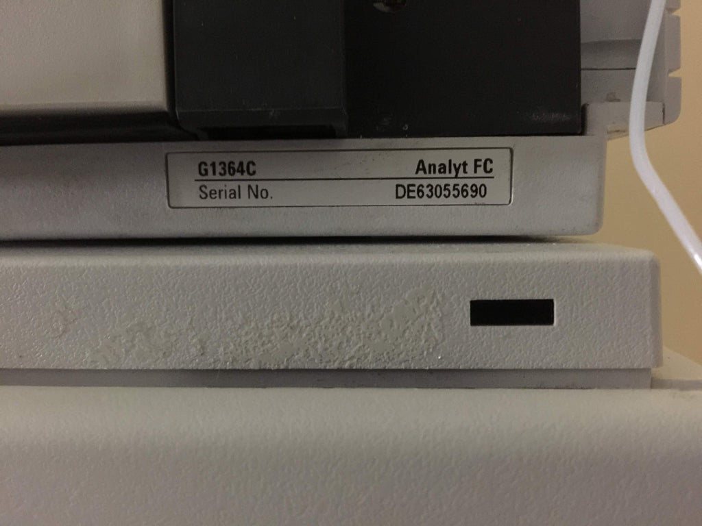 Agilent HPLC 1100 & 1200 Series