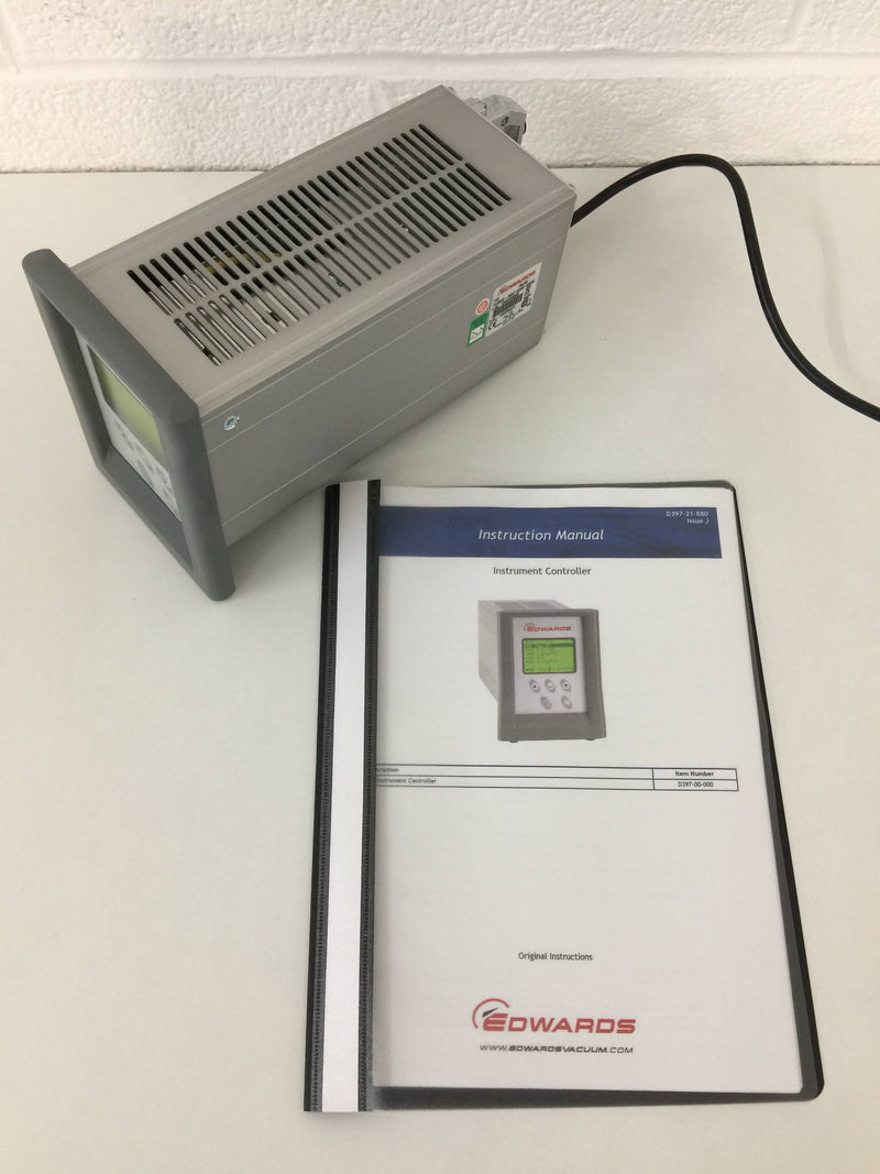 Edwards TIC Turbo Pump & Instrument Controller (200 W) - Richmond Scientific