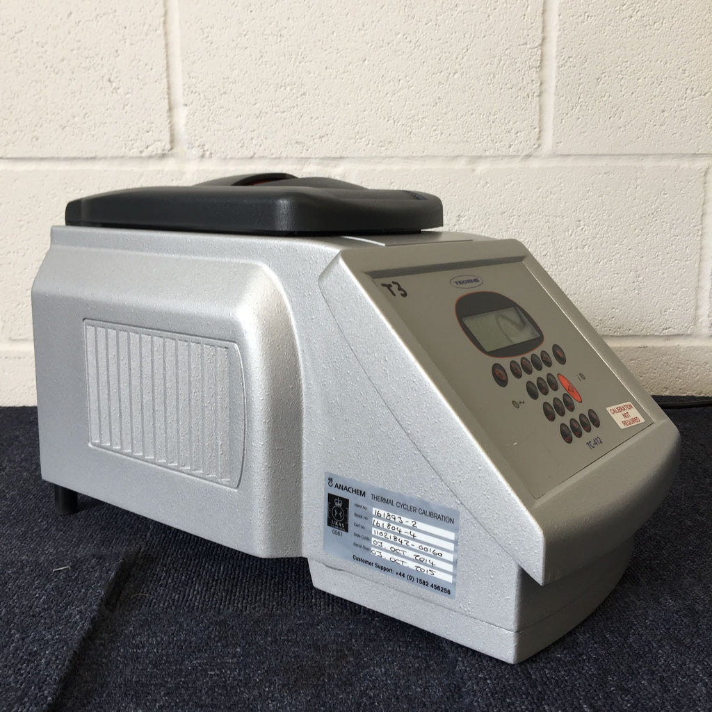 Techne Thermal Cycler TC - 412 (161893-2)