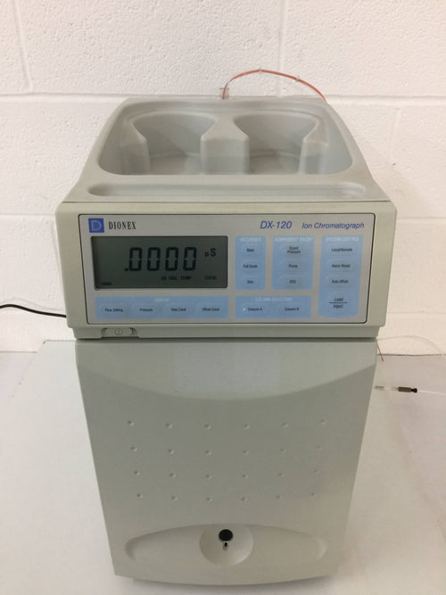 Dionex DX-120 Ion Chromatograph - Richmond Scientific