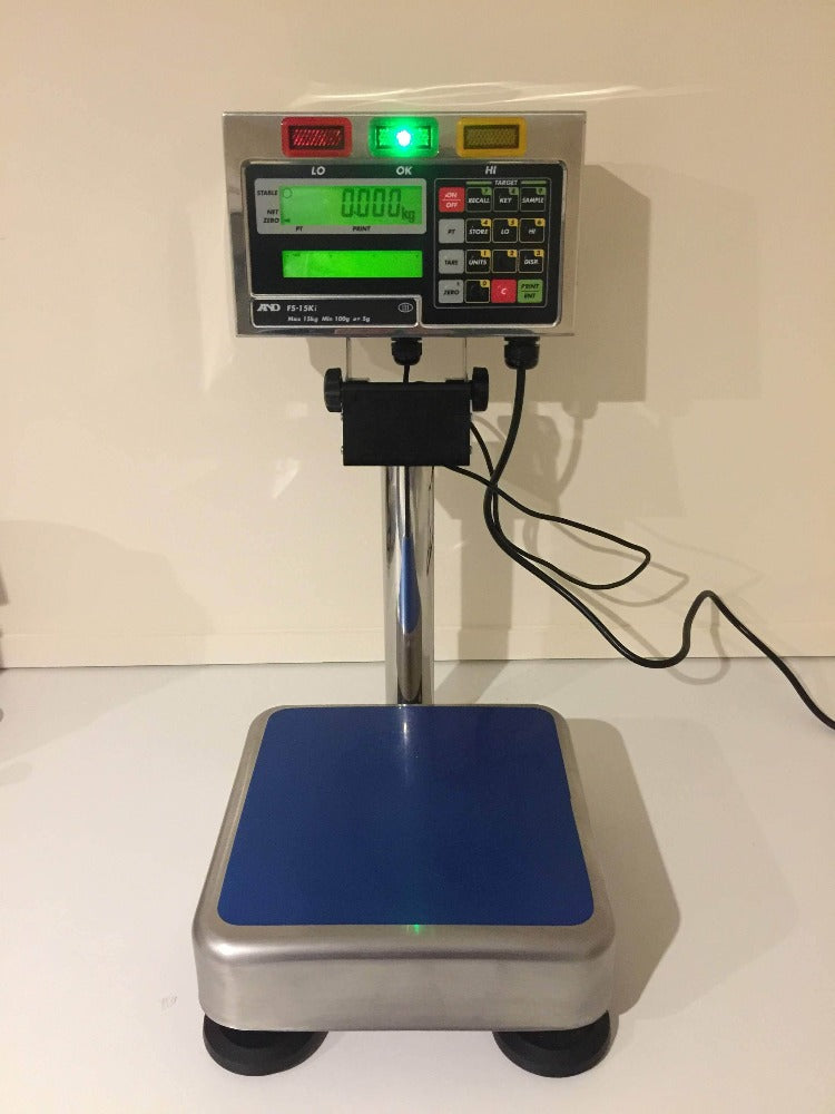 A&D FS-15Ki Check Weighing Scales