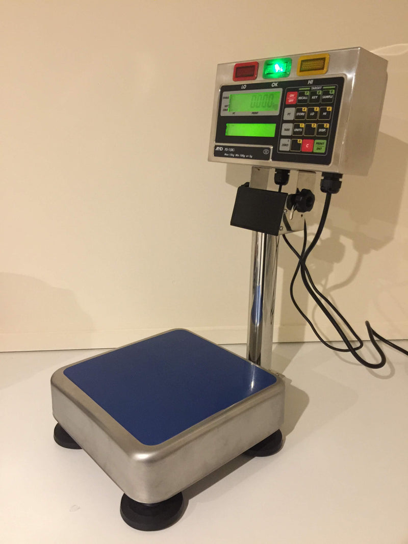 A&D FS-15Ki Check Weighing Scales - Richmond Scientific