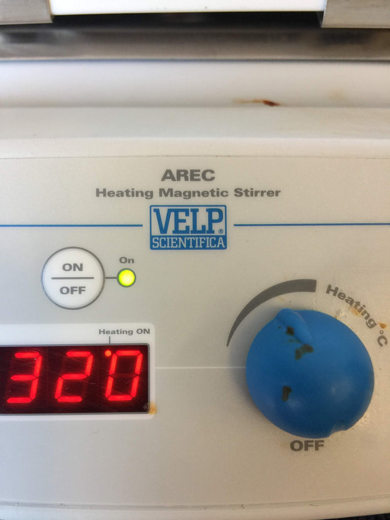 Velp Scientifica AREC Heated Magnetic Stirrer