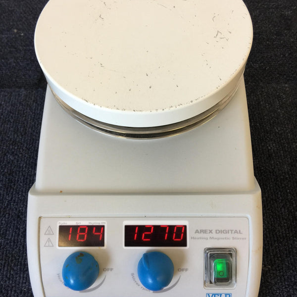Velp Scientifica AREX Digital Heated Magnetic Stirrer F20500411