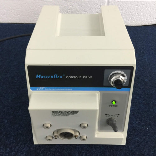 Masterflex Console Drive Peristaltic Pump (Model 77521-57) - Richmond Scientific