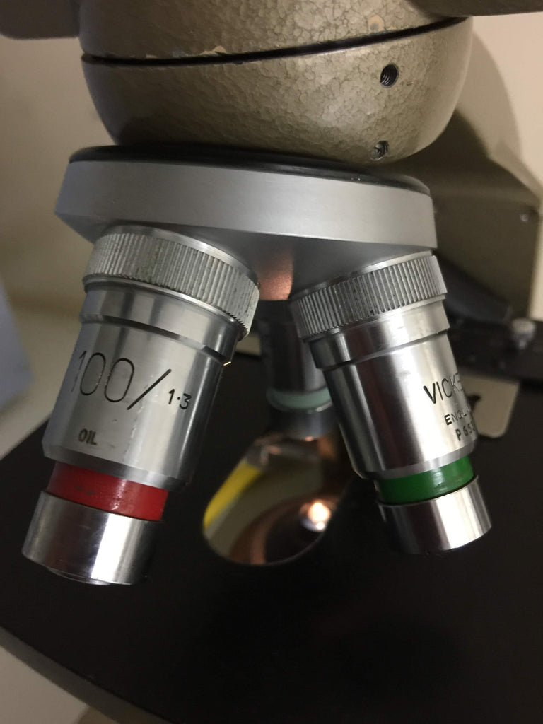 Vickers Microscope EQU586