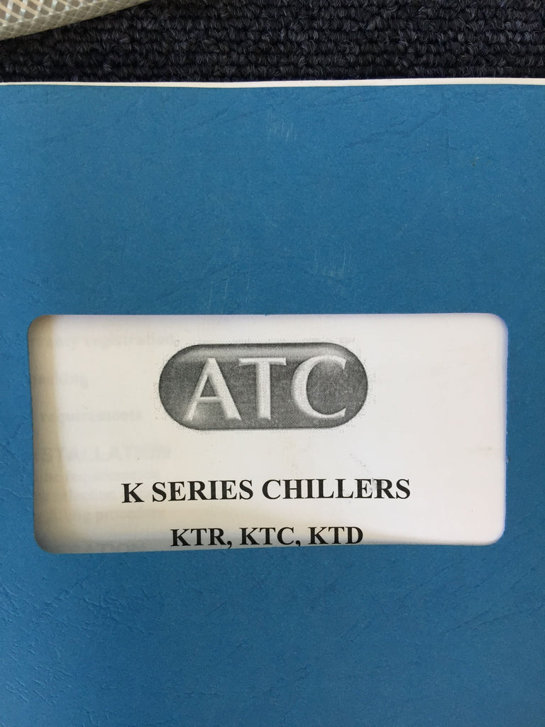 ATC K Series Chillers