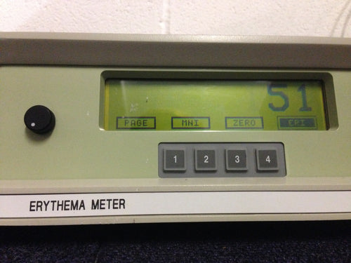 Erythema Meter with Digital Screen