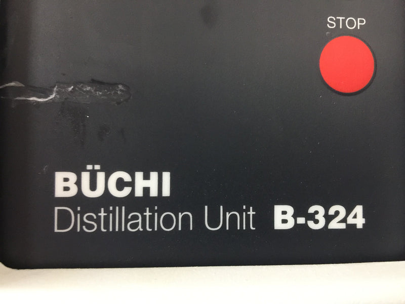 BÜCHI B-324 Distillation Unit - Richmond Scientific