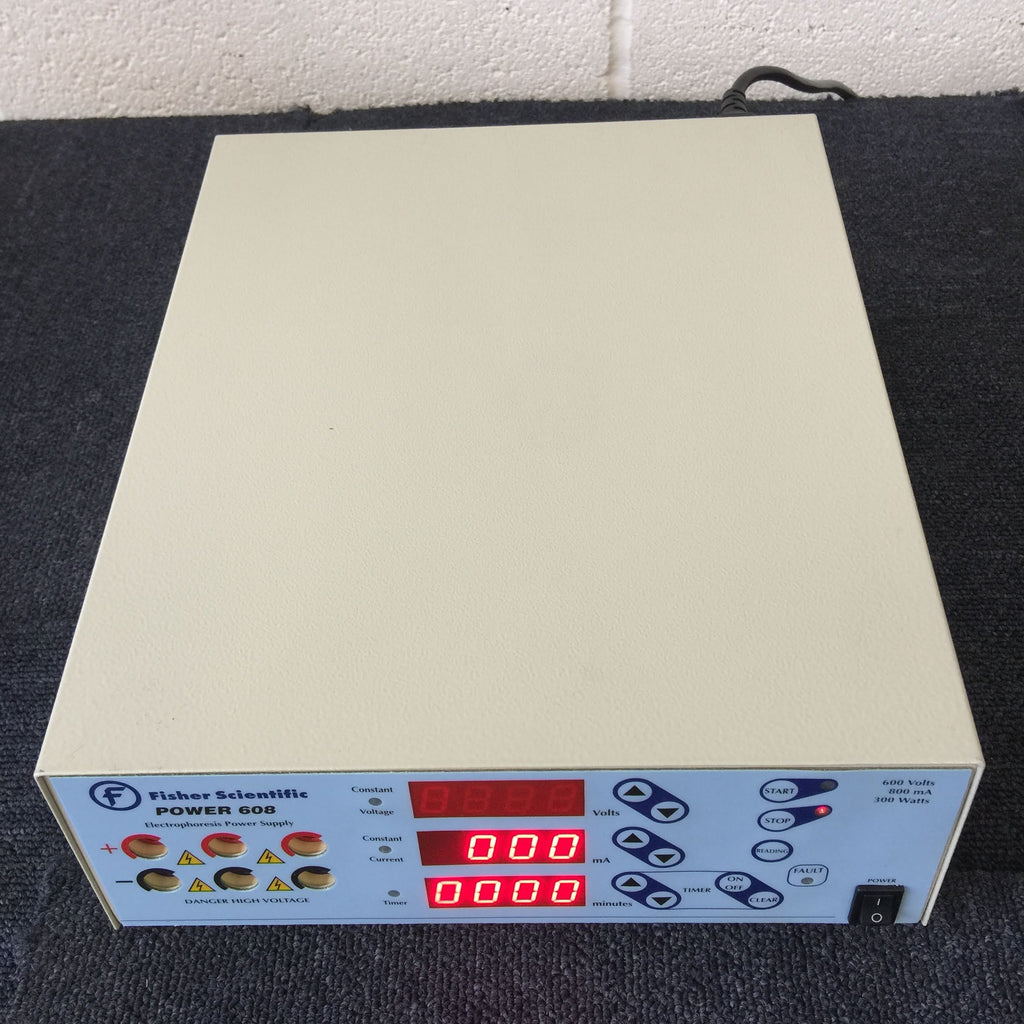 Fisher Scientific Electrophoresis Power Supply 608