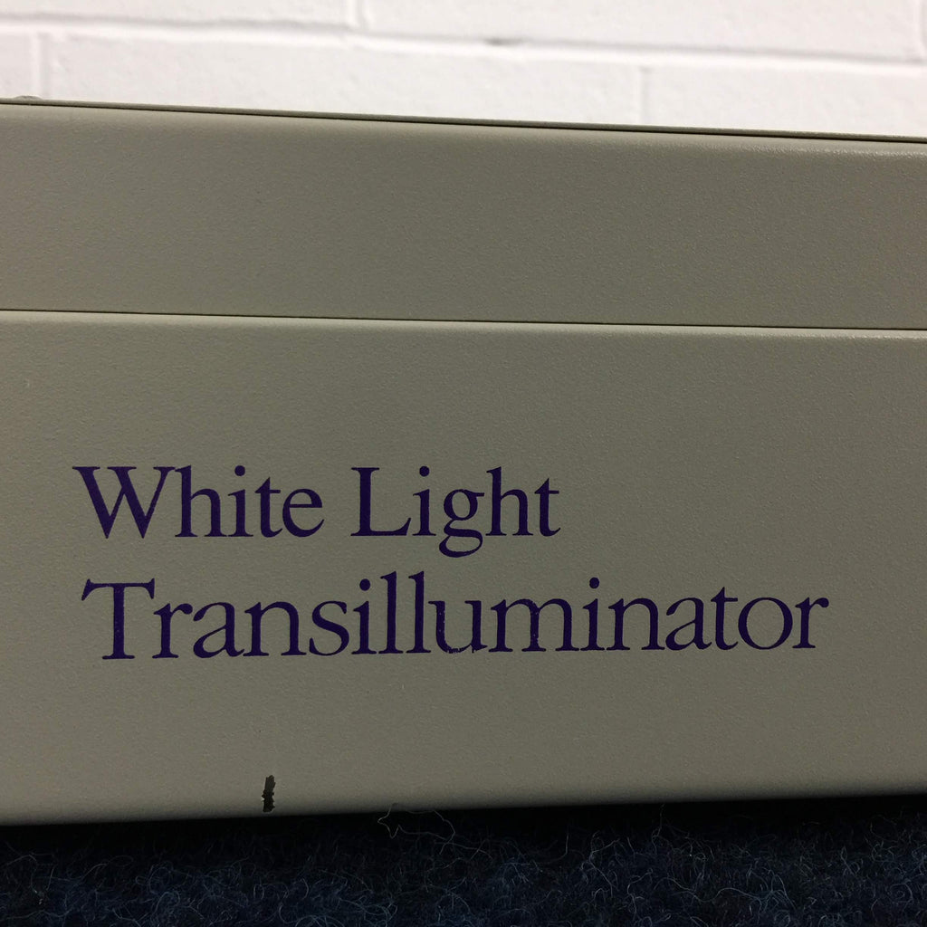 UVP TW-43 White Light Transilluminator