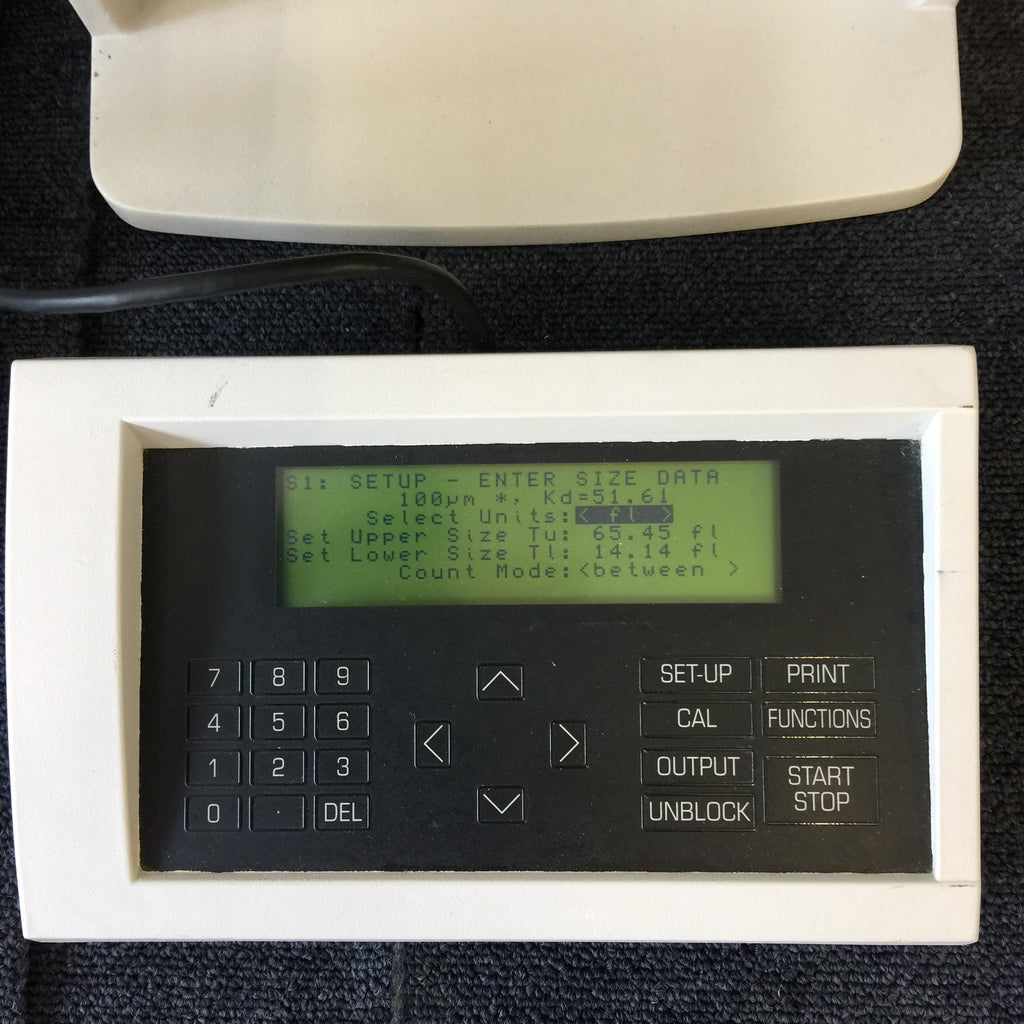 Keypad with Digital Screen & Functions