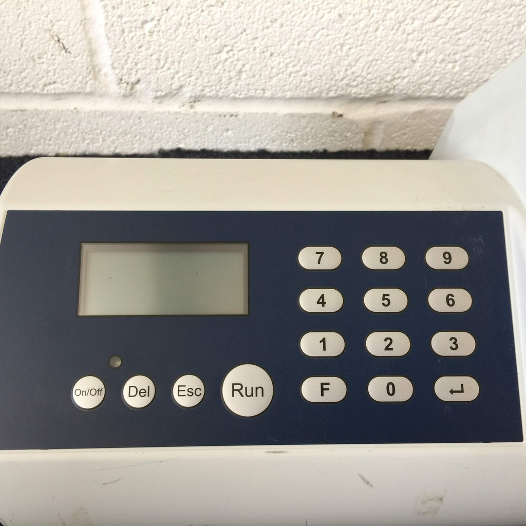 Chemometec A/S DK-3450 Allerod NucleoCounter Interface with Digital Screen