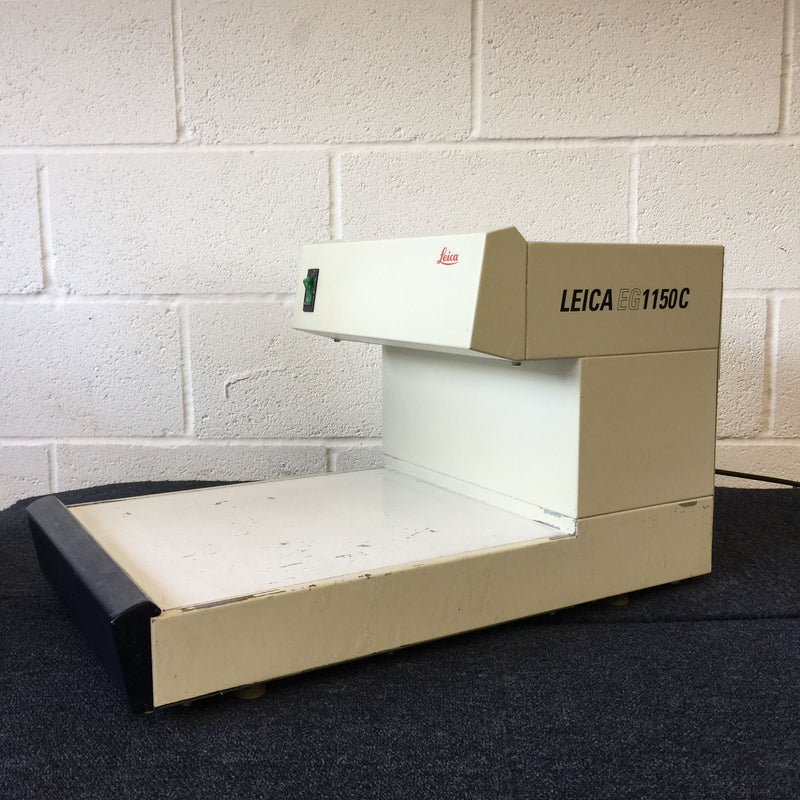 Leica EG 1150 C-1 Cold Plate Modular Tissue Embedding System Side