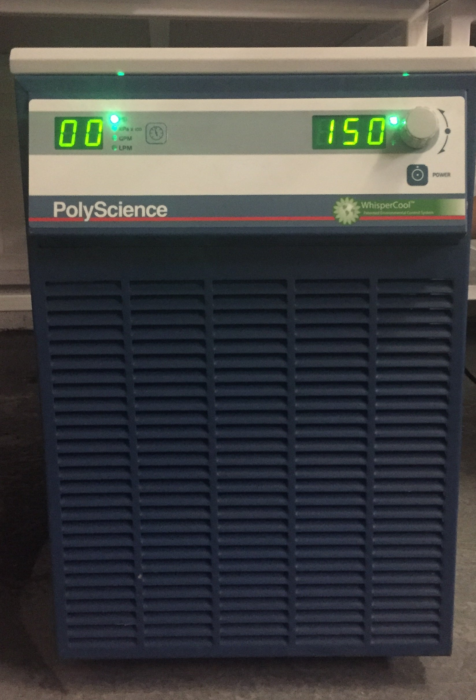 PolyScience Chiller Digital Display