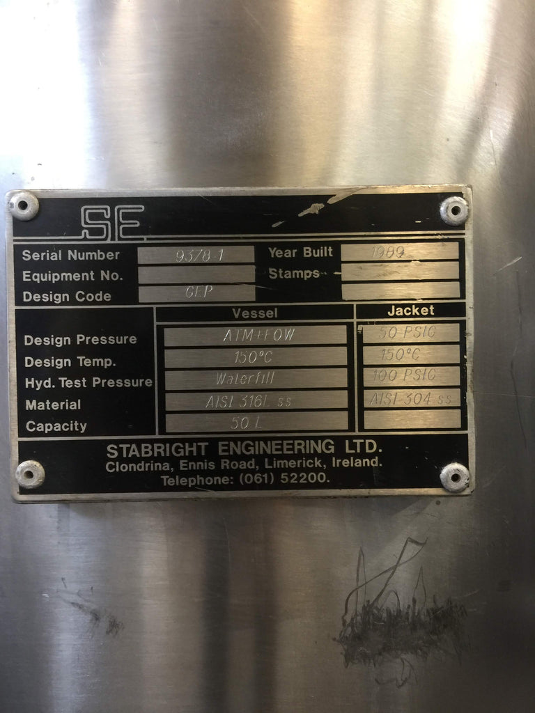 Stabright Engineering Ltd SE GEP
