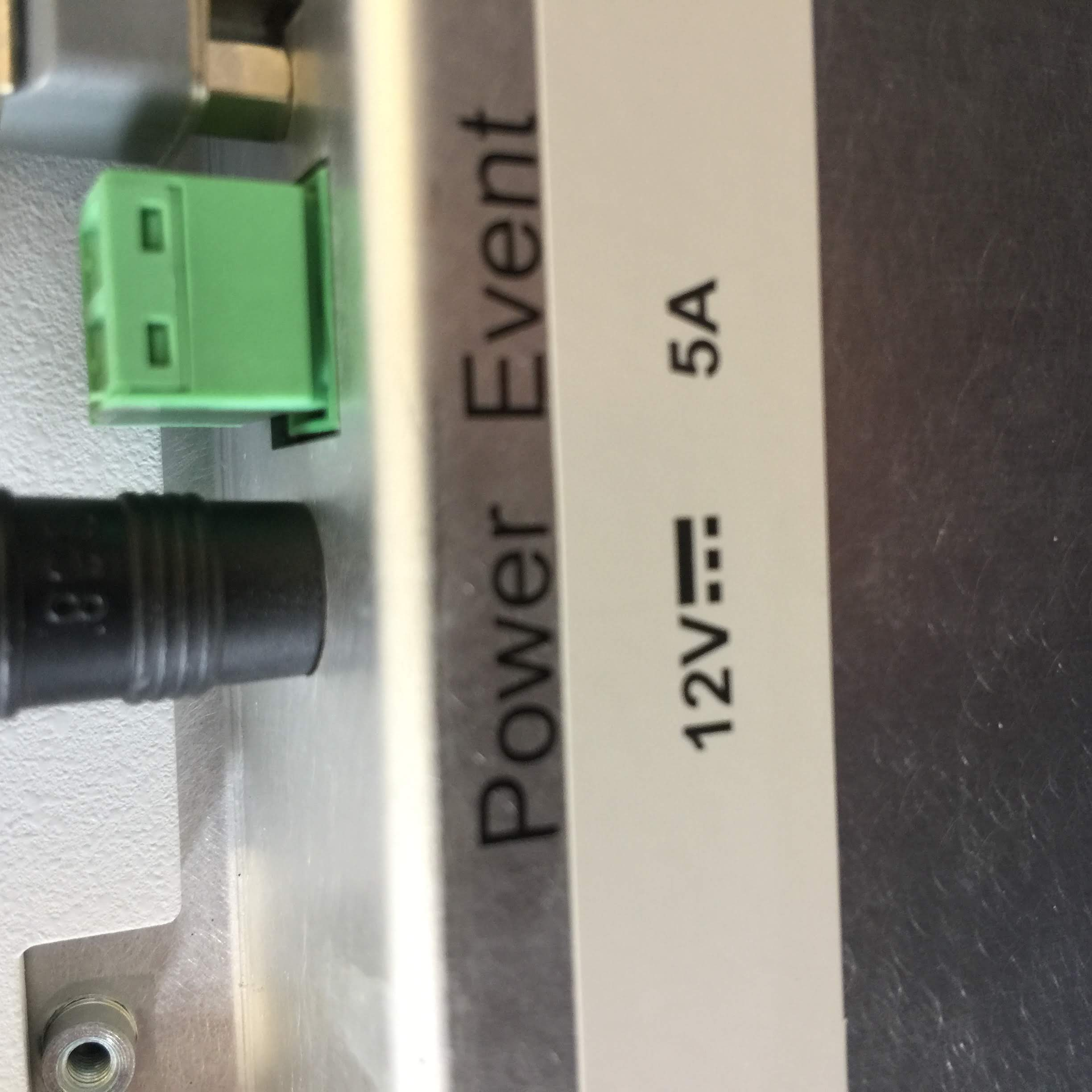 12V, 5A Power Cable