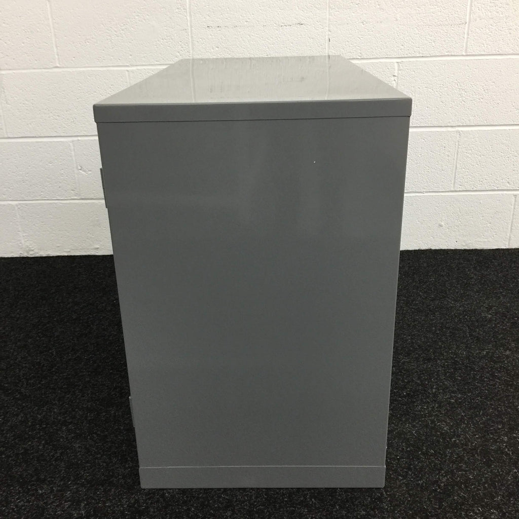 Solvent Cabinet - Grey