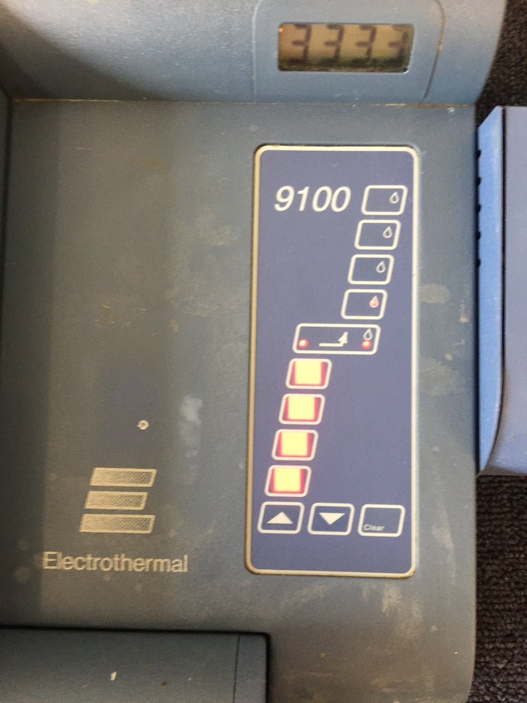 Electrothermal Melting Point Apparatus Model 9100