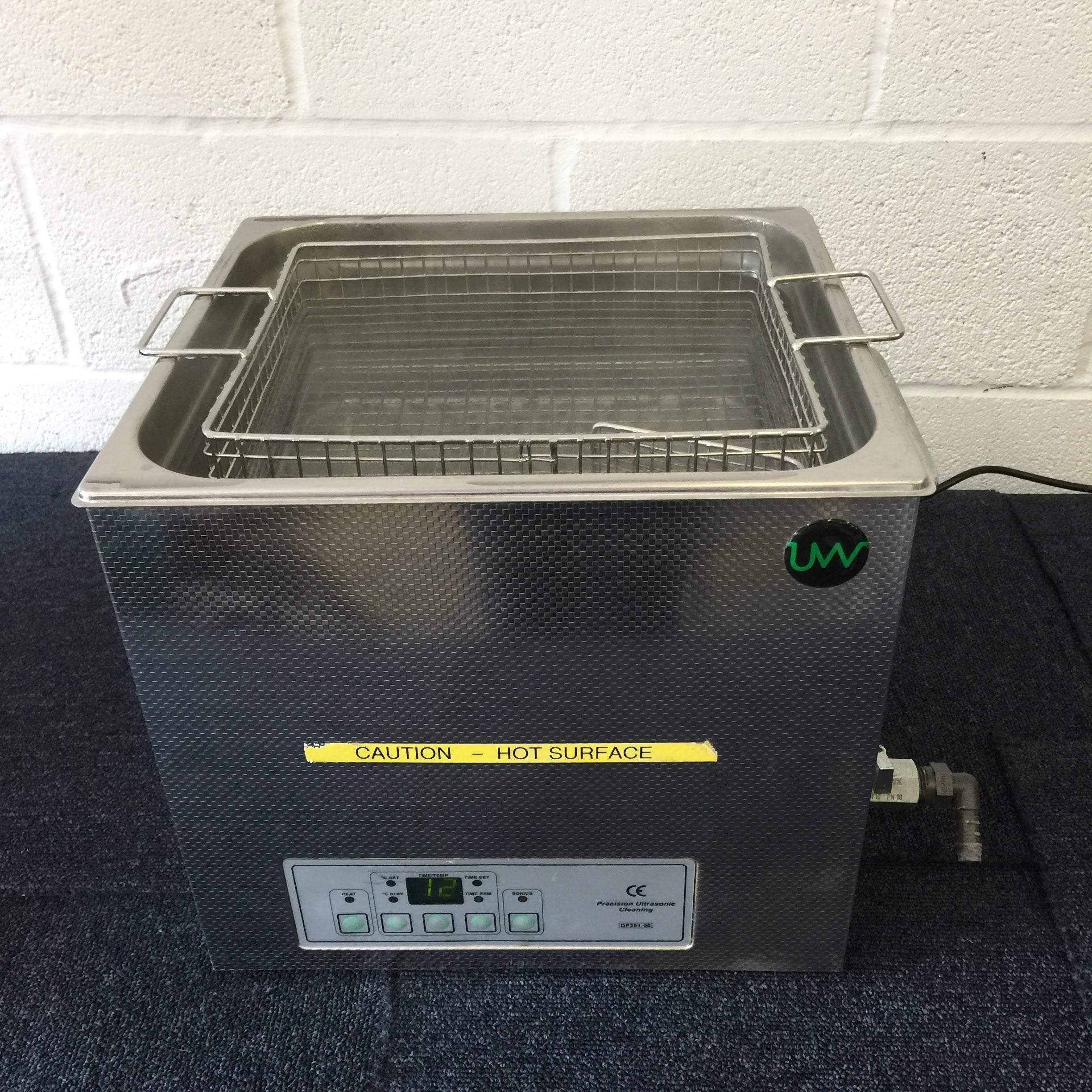 Ultrawave Precision Ultrasonic Cleaner U1750D