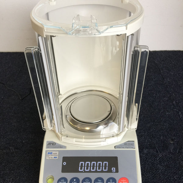 A&D HR-251AZ Analytical Balance