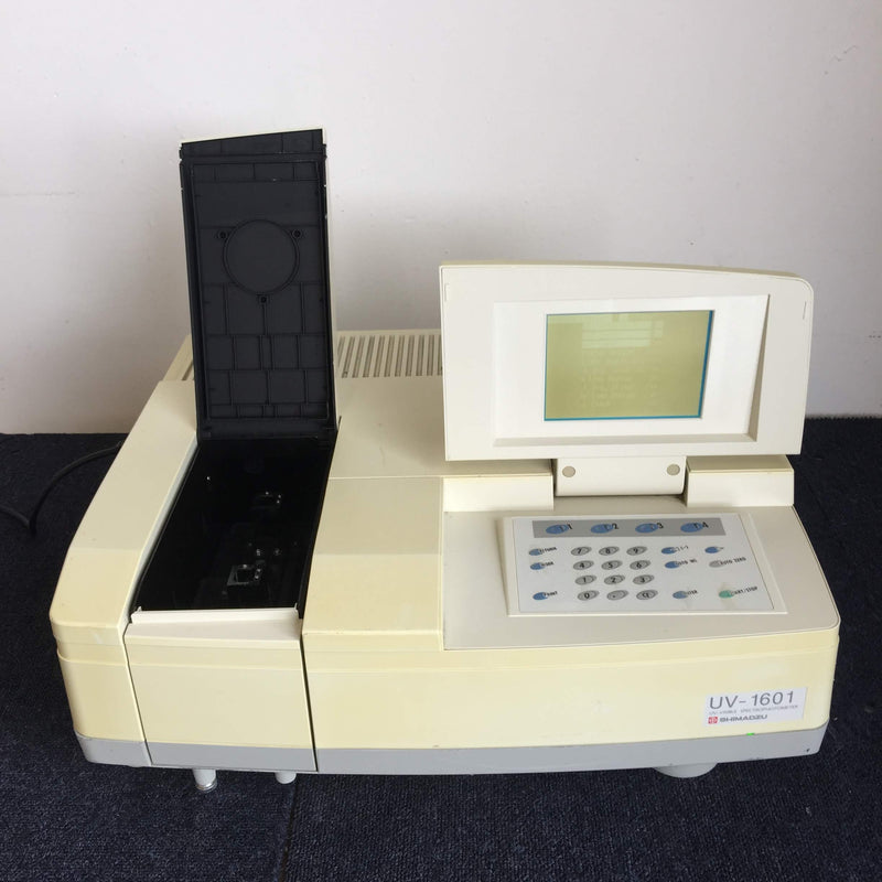 Shimadzu UV-1601 UV-Visible Spectrophotometer - Richmond Scientific