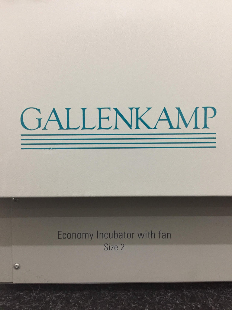 Gallenkamp Economy Incubator with Fan Size 2