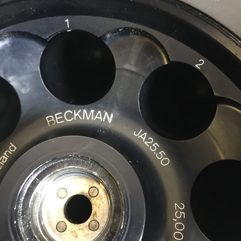 Beckman Coulter JA-25.50 Rotor (05E 627) - Richmond Scientific
