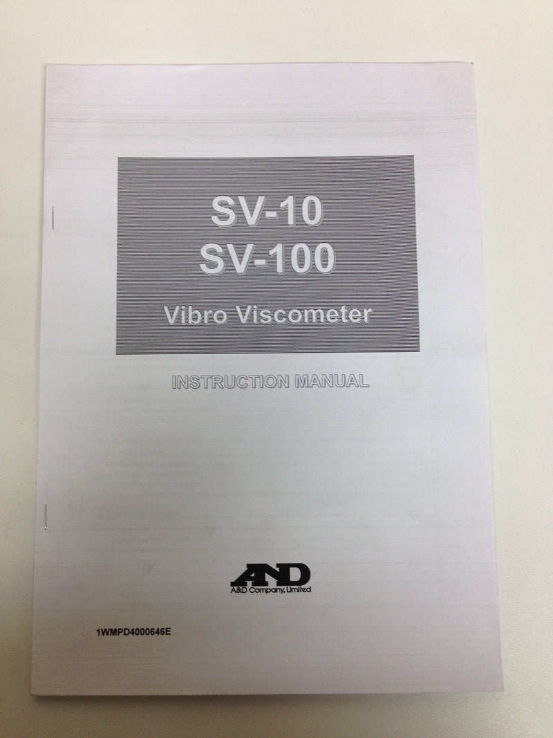 Complete paper manual