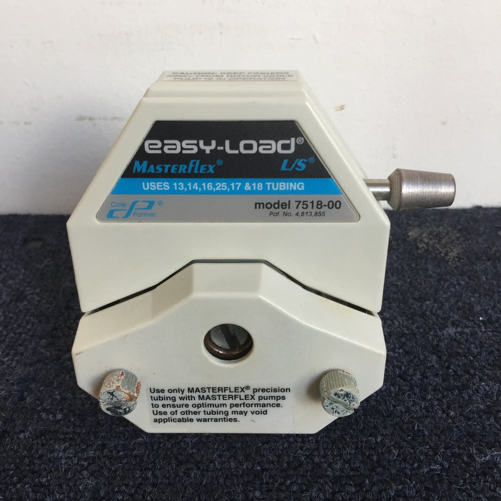 Masterflex Easy-Load L/S 7518-00 Pump Head (H04001592)