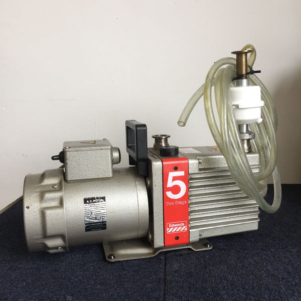 Edwards 5 Two Stage Pump E2M5