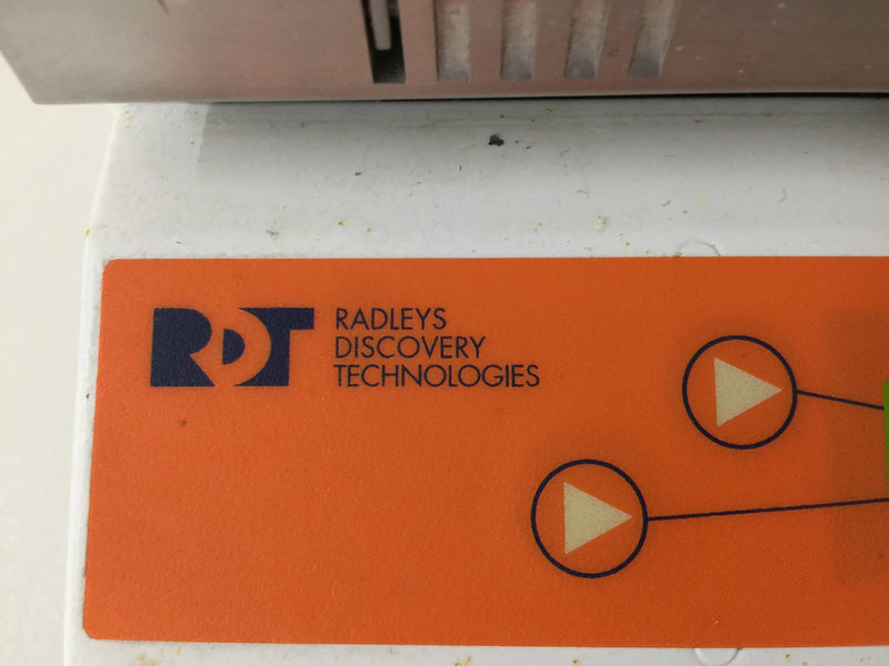 Radleys Discovery Technologies RR60304 Block Heater - Richmond Scientific