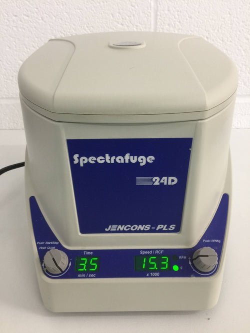 Jencons Spectrafuge 24D Centrifuge - Richmond Scientific