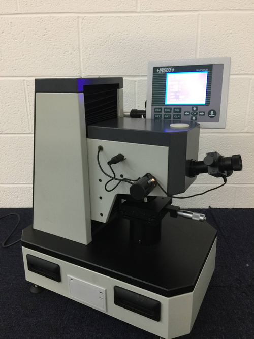 Insize Automatic Digital Micro-Vickers Hardness Tester (ISHV-D120) - Richmond Scientific