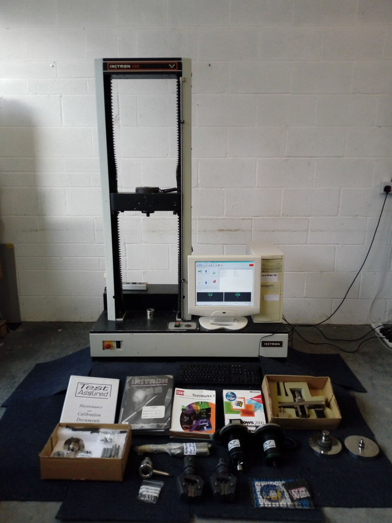 Instron 4301 Tensile Tester