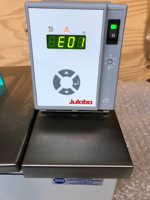 Julabo Waterbath ED GB