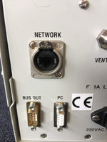 Network, Bus Out & PC Ports