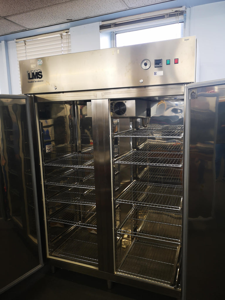 LMS 1200 Double Door Incubator