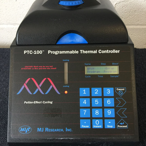 MJ Research Programmable Thermal Controller 100