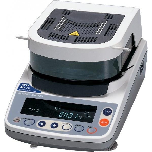 A&D Analytical Moisture Balance MS-70