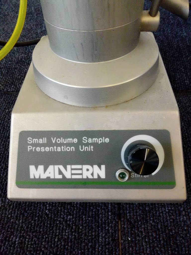 Malvern Small Volume Sample Presentation Unit