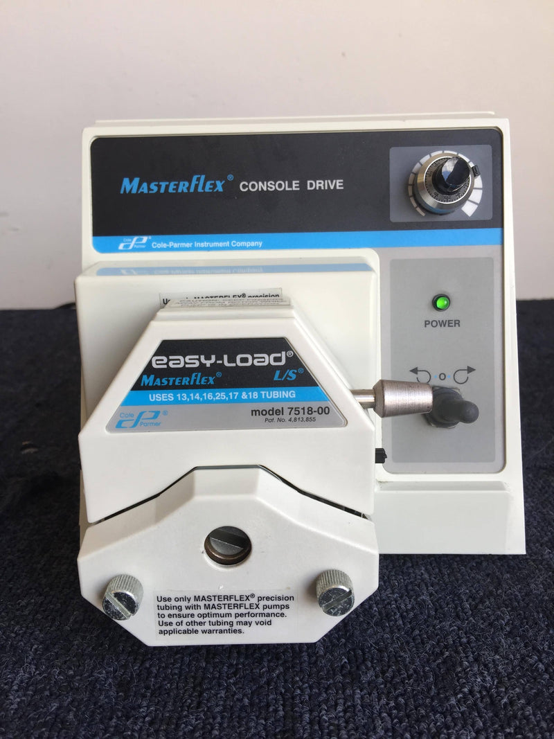 Masterflex Console Drive with Easy-load L/S Pump Head