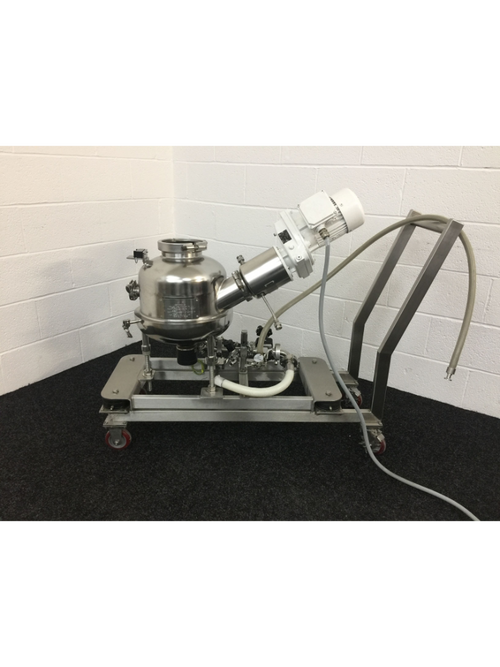 Mobile Jacketed Mixing Tank - 700RPM - Richmond Scientific